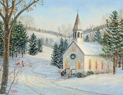 Lang Christmas Cards - Country Cheer - 18 per box
