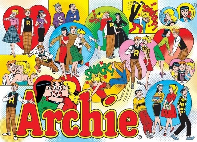 Classic Archie - 1000 Piece Cobble Hill Puzzle