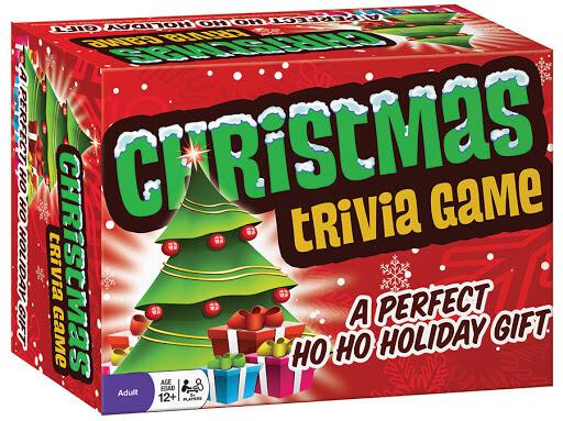 Christmas Trivia Game - 2+ Players