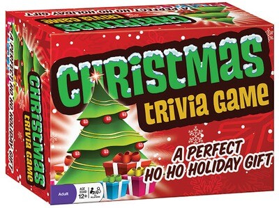 Christmas Trivia Game - 2+ Players