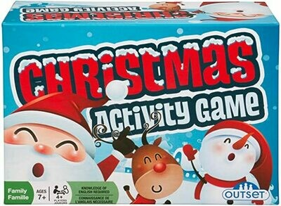Christmas Activity Game - 4+ Players