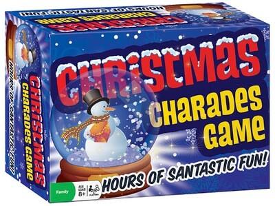 Christmas Charades Game - 4+ Players