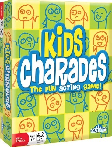 Kids Charades - Ages 7+