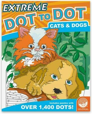 Extreme Dot to Dot - Cats and Dogs