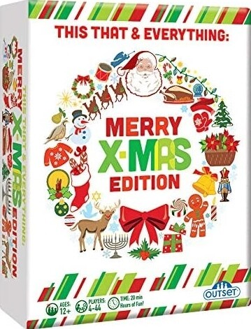 This That and Everything: Merry X-Mas Edition