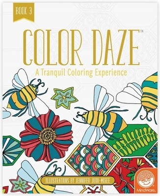 Color Daze - Colouring Book 3
