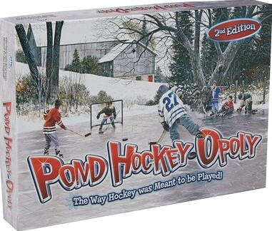 Pond Hockey Opoly - 2nd Edition