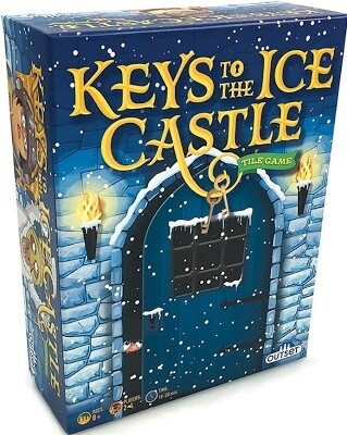 Keys to the Ice Castle - Tile Game