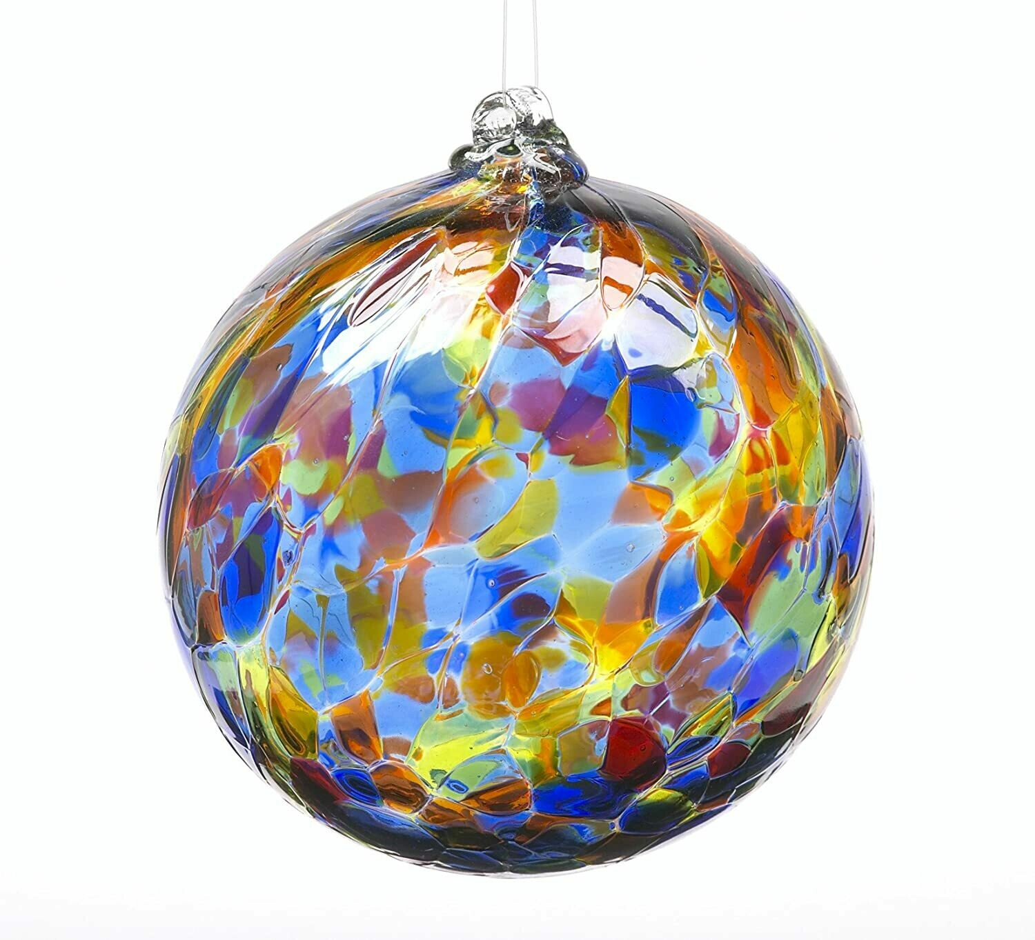 "6"" Calico Friendship Ball - Sunny Sky"