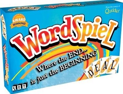 Word Spiel - Ages 8 and up - 1 - 6 players