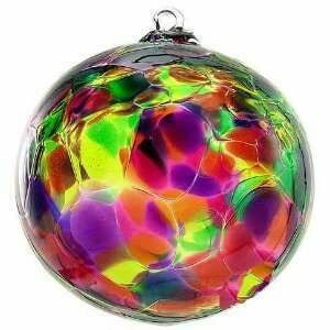 "3"" Calico Friendship Ball - Winter Carnival"