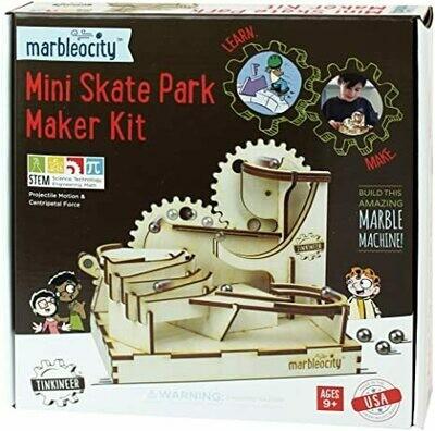 Marbleocity - Mini Skate Park Maker Kit