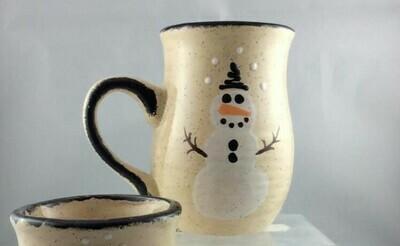 Lg Mug  -  Canadian Handmade by Ed Lucier