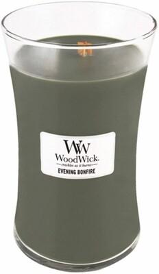 Evening Bonfire - Large - WoodWick Candle
