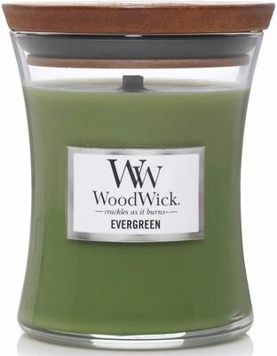 Evergreen - Medium - WoodWick Candle