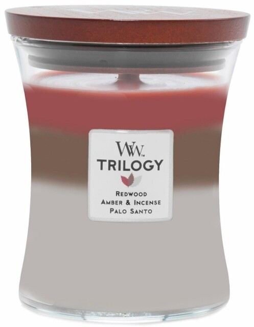 Forest Retreat - Medium Trilogy - WoodWick Candle