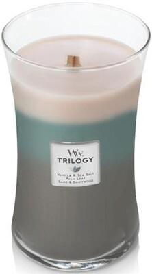 Ocean Breeze - Large Trilogy - WoodWick Candle
