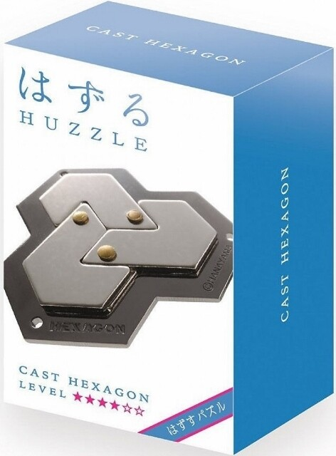 Hexagon Puzzle - Cast