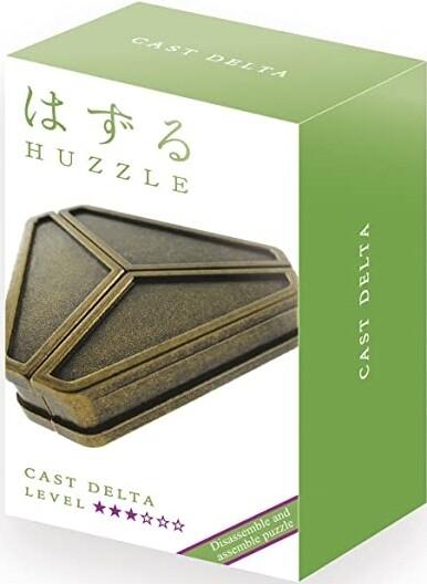 Delta Puzzle - Cast