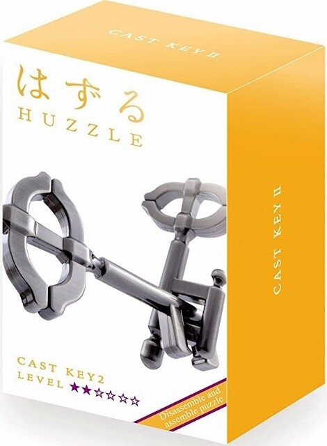 Key II Puzzle - Cast