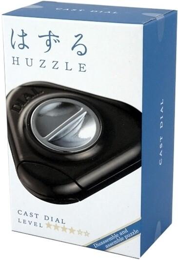 Dial Puzzle - Cast