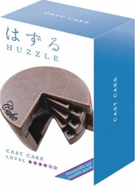 Cake Puzzle - Cast