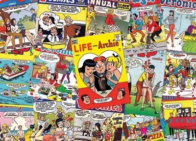 Archie Covers - 500 Piece Cobble Hill Puzzle