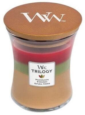 Joyful Gatherings - Medium Trilogy - Woodwick Candle