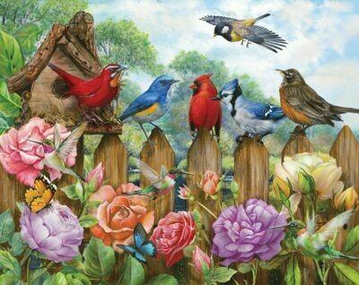 Morning Serenade - 500 Piece Springbok Puzzle