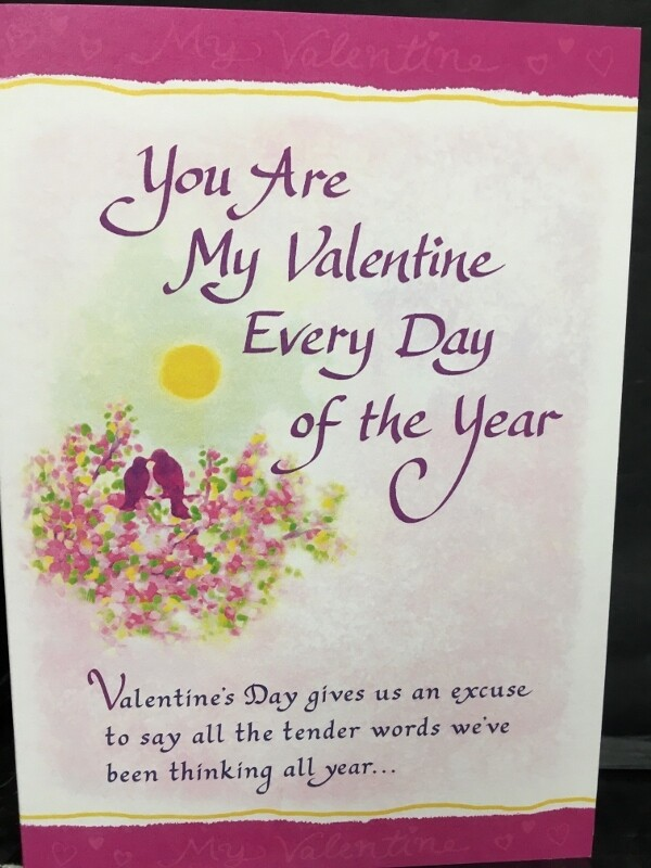 Valentine - You are My Valentine Every Day of the Year - Blue Mountain Arts Cards