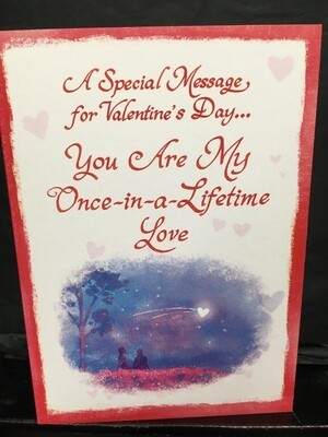 Valentine - A Special Message for Valentine's Day - Blue Mountain Arts Cards