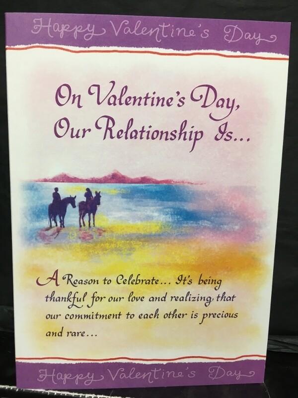 Valentine - On Valentine's Day - Blue Mountain Arts Cards