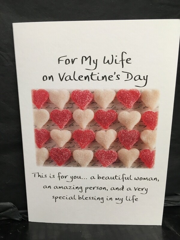 Valentine - For My Wife - Blue Mountain Arts Cards