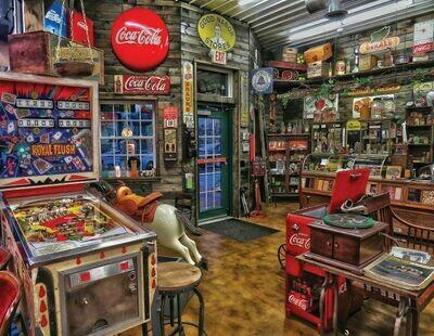Good Nabor Stores - 500 Piece Springbok Puzzle