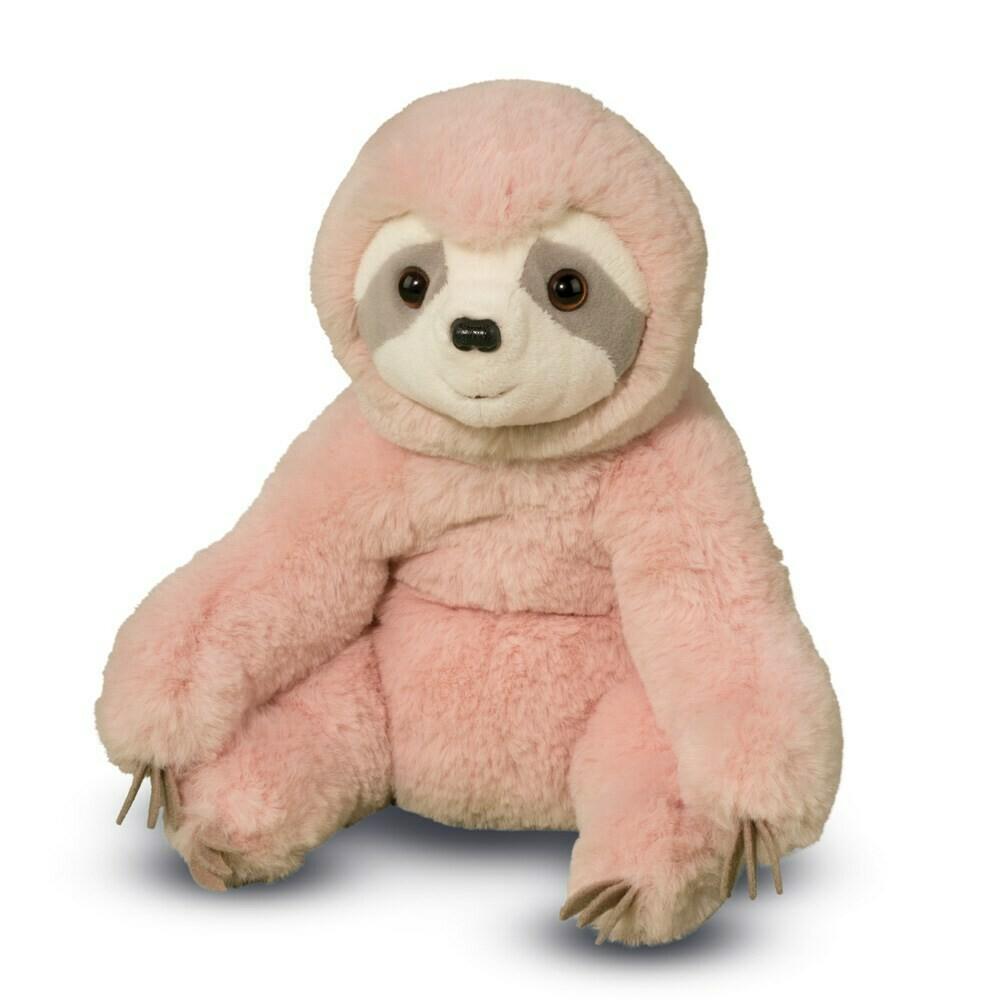 Pokie Pink Sloth - Softie - Douglas Plush