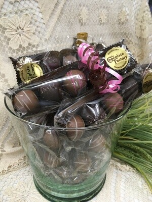 Gourmet Handcrafted Classic Truffles - 5 pcs - 80g