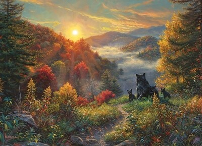 New Day - 1000 Piece Cobble Hill Puzzle