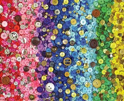 Bunches of Buttons - 1000 Piece Springbok Puzzle