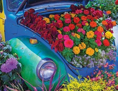 Garden Bug - 500 Piece Springbok Puzzle
