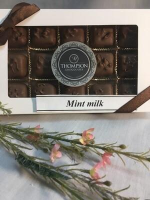 Mint Melodies - Milk chocolate - 225g