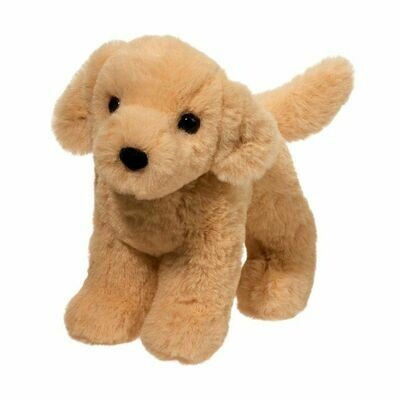 Cornell - Yellow Lab Dog - 7 inch - Douglas Plush