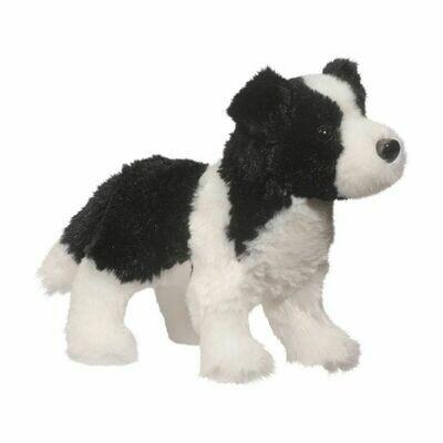 Meadow - Border Collie Dog - 7 inch - Douglas Plush