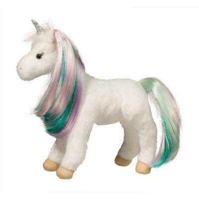 Jules - Unicorn - Princess series with brush
