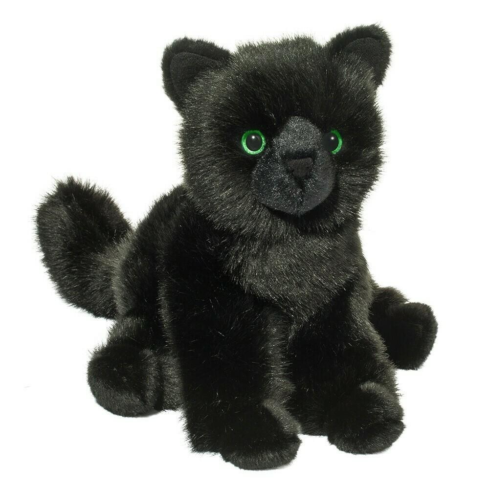 Salem - Black Cat - 12 inch - Douglas Plush