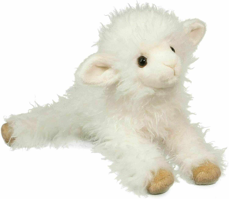 Posy -  Lamb - 11 inch -  Douglas Plush