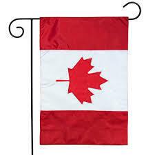 "Canadian - Flag of Canada - Garden Flag - 12.5 "" x 18"""