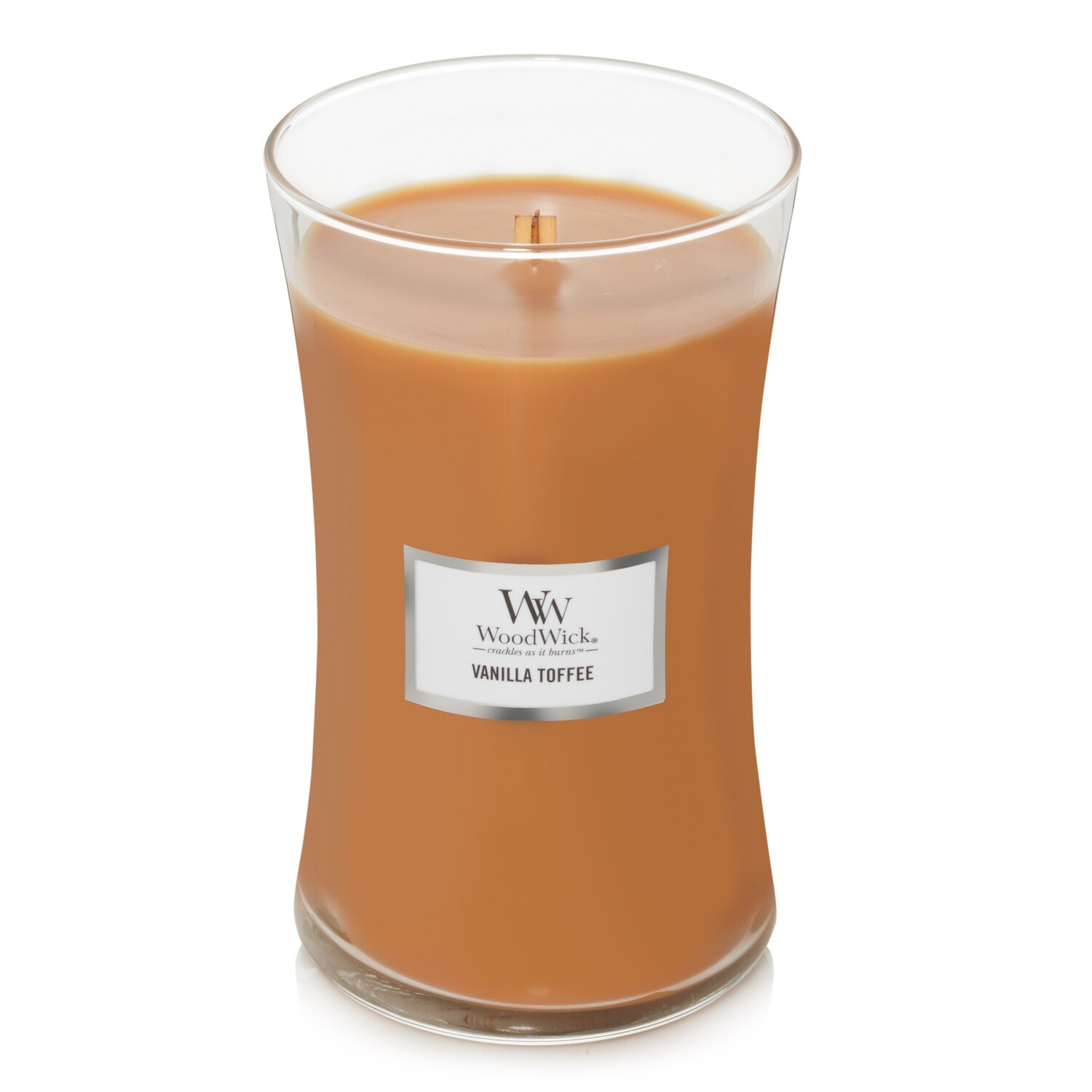 Vanilla Toffee - Large - WoodWick Candle