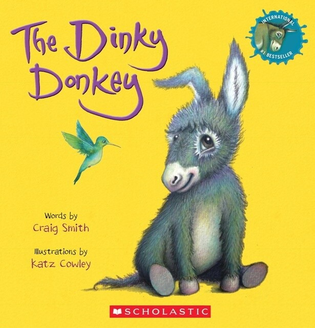 The Dinky Donkey - Paperback - by Craig Smith and Katz Cowley