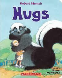 Hugs - Board Book by Robert Munsch and Michael Martchenko