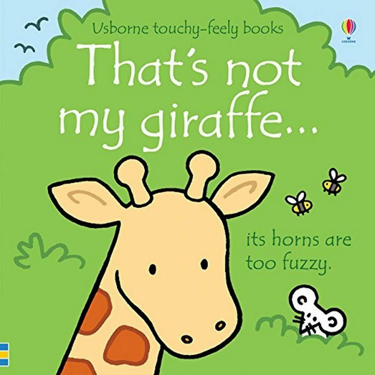 That's Not My Giraffe - Board Book